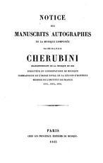 Catalogue g  n  ral par ordre chronologique des ouvrages compos  s par moi PDF
