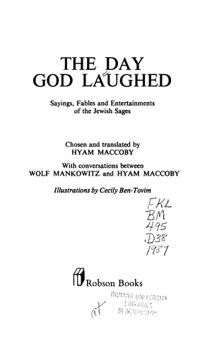 The Day God Laughed