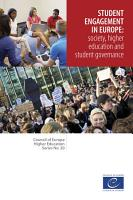 Student engagement in Europe  society  higher education and student governance PDF