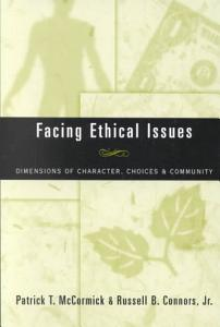 Facing Ethical Issues