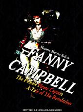 Fanny Campbell, The Female Pirate Captain: A Tale of The Revolution