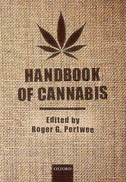 Handbook of Cannabis
