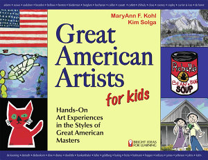 Great American Artists for Kids PDF