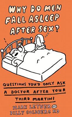 Why Do Men Fall Asleep After Sex  PDF
