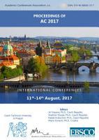 Proceedings of AC 2017 PDF