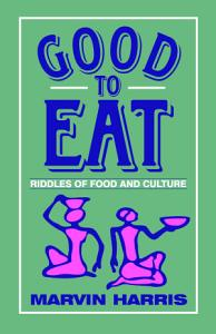 Good to Eat Book