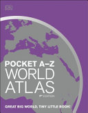 Pocket A-Z World Atlas