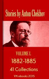 Anton Chekhov Short Stories v1: Classic Russia Literature