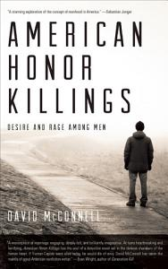 American Honor Killings Book