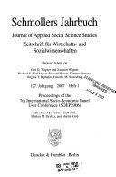 Journal of Applied Social Science Studies