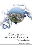 Concepts of Modern Physics PDF