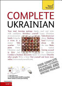 Teach Yourself Ukrainian Complete Course Book Only