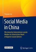 Social Media in China PDF