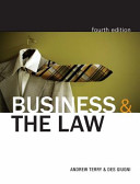 Download Business and the Law Book
