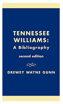 Tennessee Williams  a Bibliography PDF