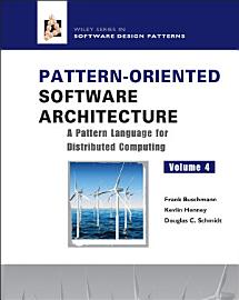 Pattern Oriented Software Architecture  A Pattern Language For Distributed Computing
