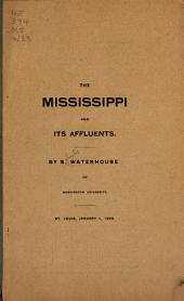 The Mississippi and Its Affluents