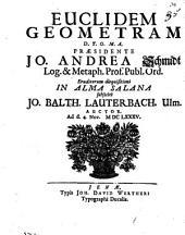 Euclidem geometram