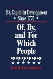 U S  Capitalist Development Since 1776