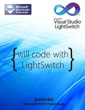 Visual Studio LightSwitch : will code with LightSwitch: Vol. 2