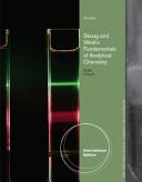 Fundamentals of Analytical Chemistry PDF