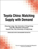 Toyota China PDF
