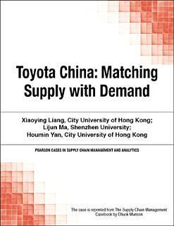 Toyota China Book