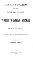 Acts and Joint Resolutions PDF