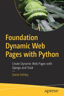 Foundation Dynamic Web Pages with Python PDF