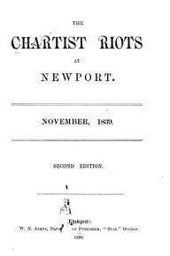 The Chartist Riots at Newport PDF