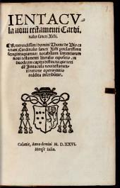 Ientacula novi Testamenti