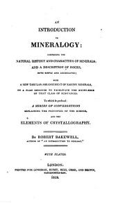 An introduction to mineralogy