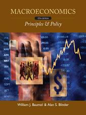 Macroeconomics: Principles and Policy: Edition 12