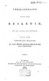 Verhandeling over het buskruid
