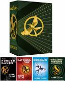 Hunger Games 4 Book Box Set