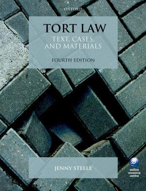 Tort Law PDF