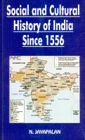 Social and Cultural History of India Since 1556 PDF