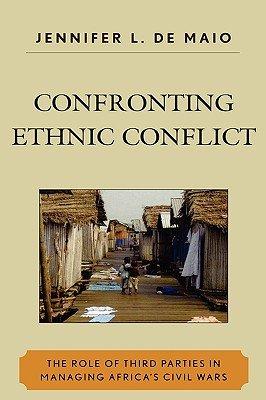 Confronting Ethnic Conflict PDF