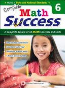 Complete Math Success Grade 6 PDF