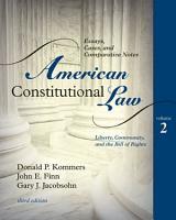 American Constitutional Law PDF