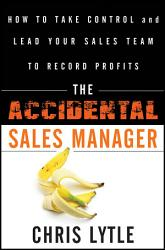 The Accidental Sales Manager Book PDF