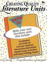 Creating Quality Literature Units PDF
