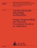 Geostationary Weather Satellites