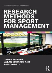 Research Methods For Sport Management Book PDF