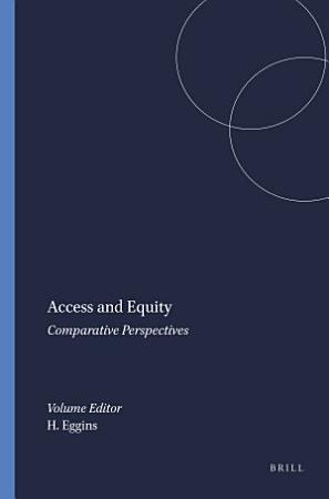 Access and Equity PDF