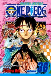 One Piece, Vol. 36: The Ninth Justice