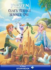 Frozen: Anna & Elsa: Olaf's Perfect Summer Day: A Disney Read-Along