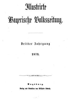 Illustrirte bayerische Volkszeitung PDF