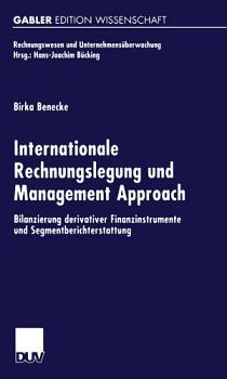 Internationale Rechnungslegung und Management Approach PDF