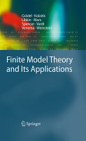 Finite Model Theory and Its Applications PDF